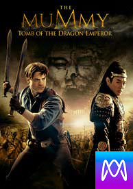 Mummy Tomb of the Dragon Emperor - Vudu HD - (Digital Code)