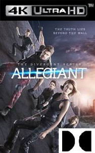 Allegiant - iTunes 4K (Digital Code)
