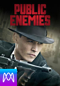 Public Enemies - Vudu HD or iTunes HD via MA - Digital Code)