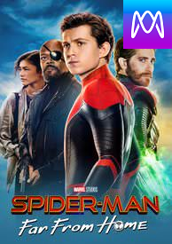 Spider-man: Far From home - Vudu SD or iTunes SD via MA - (Digital Code)