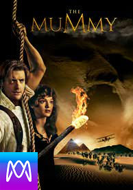 The Mummy (1999) - iTunes HD - (Digital Code)