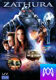 Zathura - Vudu HD or iTunes HD via MA - (Digital Code)