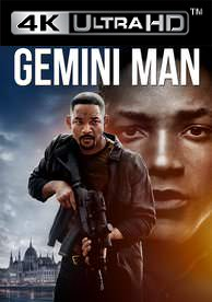 Gemini Man - Vudu HD4K/UHD - (Digital Code)