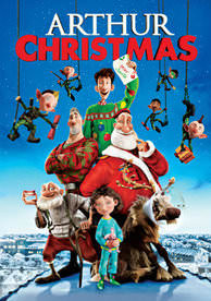 Arthur Christmas - Google Play - (Digital Code) PLEASE READ DESCRIPTION