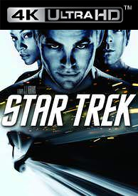 Star Trek - Vudu HD4K/UHD - (Digital Code)
