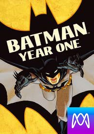 Batman Year One - iTunes - (Digital Code)