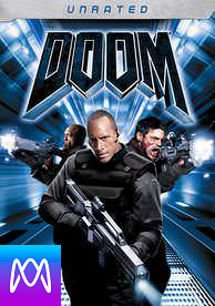 Doom - Vudu HD and iTunes HD via iTunes - (Digital Code) MUST BE REDEEMED IN iTUNES FIRST.