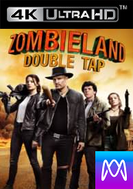 Zombieland: Double Tap - Vudu HD4K/UHD via MA - (Digital Code)