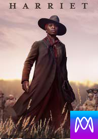 Harriet - Vudu HD or iTunes HD via MA - (Digital Code)