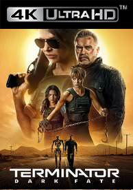 Terminator: Dark Fate - iTunes 4K - (Digital Code)