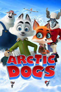 Arctic Dogs - Vudu HD - (Digital Code)