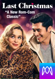 Last Christmas - Vudu HD or iTunes HD via MA - (Digital Code)