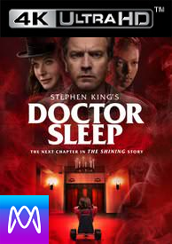 Doctor Sleep - Vudu HD4K/UHD - (Digital Code)