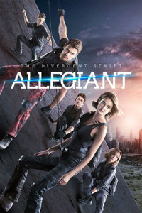 Allegiant - Vudu SD (Digital Code)