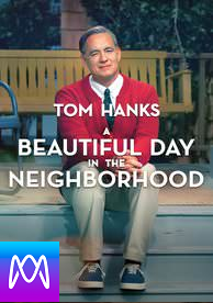 A Beautiful Day in the Neighborhood - Vudu HD or iTunes HD via MA - (Digital Code)