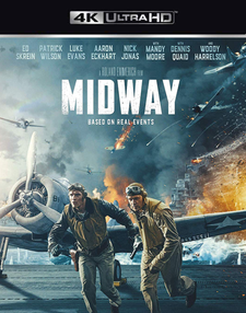 Midway (2019) - Vudu HD4K/UHD - (Digital Code)