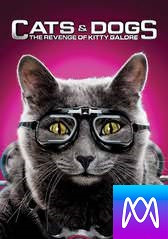 Cats and Dogs: Revenge of Kitty Galore - iTunes - (Digital Code)