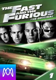 Fast and the Furious - iTunes - (Digital Code)