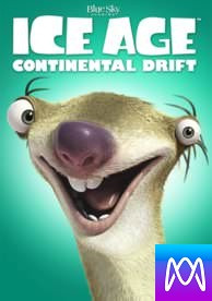 Ice Age: Continental Drift - iTunes - (Digital Code)
