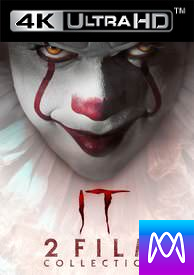 It: 2-Film Collection - Vudu HD4K/UHD - (Digital Code)