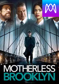 Motherless Brooklyn - Vudu SD or iTunes SD via MA - (Digital Code)