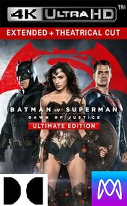 Batman vs. Superman - HD4K/UHD (Digital Code)
