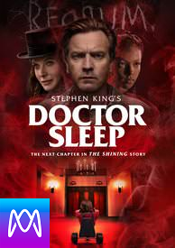 Doctor Sleep - Vudu SD or iTunes SD via MA - (Digital Code)