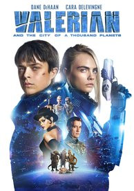 Valerian and the City of a Thousand Planets - Vudu HD - (InstaWatch)