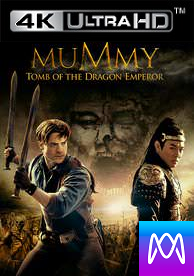 Mummy Tomb of the Dragon Emperor - HD4K/UHD - (Digital Code)