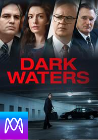 Dark Waters - Vudu HD or iTunes HD via MA - (Digital Code)