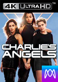 Charlie's Angels (2019) - Vudu HD4K - (Digital Code)