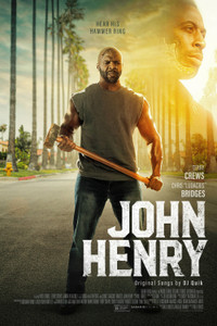 John Henry - Vudu HD - (Digital Code)