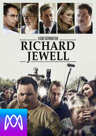Richard Jewell - Vudu SD or iTunes SD via MA - (Digital Code)