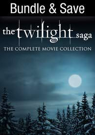 Twilight Saga: The Complete 5-movie Collection - Vudu HD - (InstaWatch)