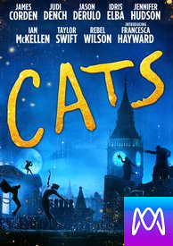 Cats (2019) Vudu HD or iTunes HD via MA - (Digital Code)