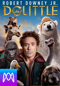 Dolittle - Vudu HD or iTunes HD via MA - (Digital Code)