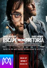 Escape From Pretoria - Vudu HD or iTunes HD via MA - (Digital Code)