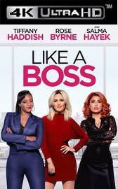 Like A Boss - Vudu HD or iTunes 4K - (Digital Code)
