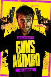 Guns Akimbo - Vudu HD - (Digital Code)