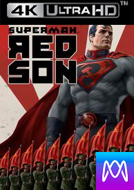 Superman: Red Son - HD4K/UHD - (Digital Code)