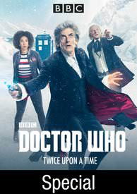 Doctor Who: Twice Upon a Time - Vudu HD - (InstaWatch)