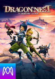 Dragon Nest: Warrior's Dawn - Vudu HD and iTunes HD via iTunes - (Digital Code) MUST BE REDEEMED IN iTUNES FIRST.