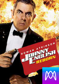 Johnny English: Reborn - iTunes HD - (Digital Code)