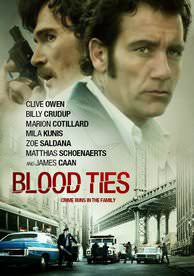 Blood Ties - Vudu HD - (Digital Code)