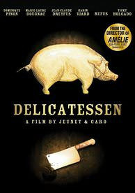 Delicatessen - Vudu HD - (Digital Code)