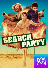 Search Party - Vudu HD (Digital Code)