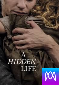 A Hidden Life - Vudu HD or iTunes HD via MA - (Digital Code)