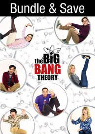 Big Bang Theory Complete Series - Vudu HD - (Digital Code)