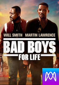 Bad Boys For Life - Vudu SD or iTunes SD via MA - (Digital Code)