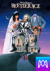 Beetlejuice - Vudu HD or iTunes HD via MA - (Digital Code)
